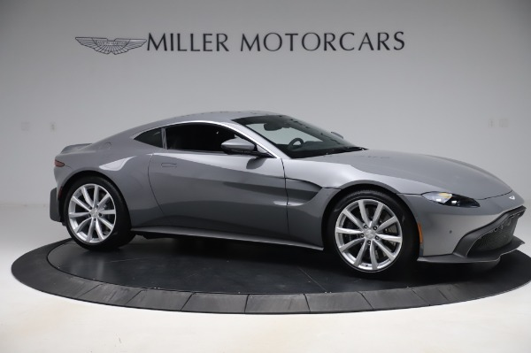 New 2020 Aston Martin Vantage Coupe for sale $165,381 at Alfa Romeo of Westport in Westport CT 06880 10