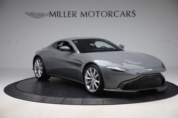 New 2020 Aston Martin Vantage Coupe for sale $165,381 at Alfa Romeo of Westport in Westport CT 06880 11