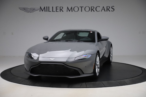 New 2020 Aston Martin Vantage Coupe for sale $165,381 at Alfa Romeo of Westport in Westport CT 06880 2