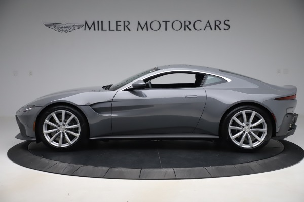 New 2020 Aston Martin Vantage Coupe for sale $165,381 at Alfa Romeo of Westport in Westport CT 06880 3