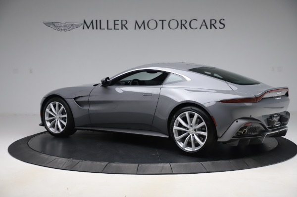 New 2020 Aston Martin Vantage Coupe for sale $165,381 at Alfa Romeo of Westport in Westport CT 06880 4