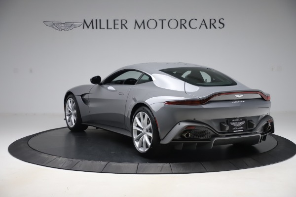 New 2020 Aston Martin Vantage Coupe for sale $165,381 at Alfa Romeo of Westport in Westport CT 06880 5