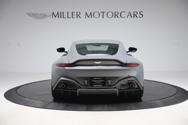 New 2020 Aston Martin Vantage Coupe for sale $165,381 at Alfa Romeo of Westport in Westport CT 06880 6