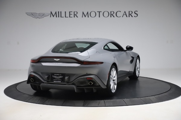New 2020 Aston Martin Vantage Coupe for sale $165,381 at Alfa Romeo of Westport in Westport CT 06880 7
