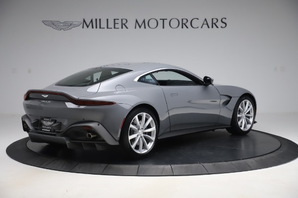 New 2020 Aston Martin Vantage Coupe for sale $165,381 at Alfa Romeo of Westport in Westport CT 06880 8