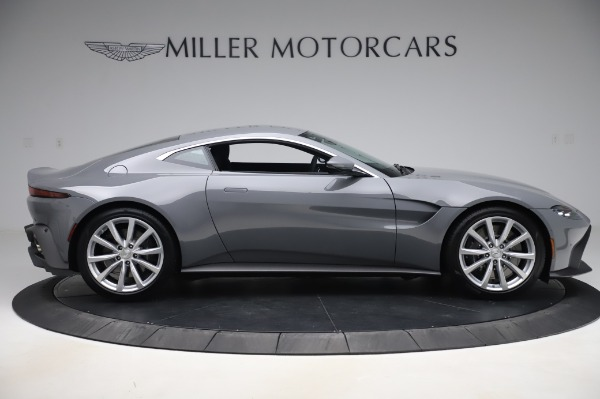 New 2020 Aston Martin Vantage Coupe for sale $165,381 at Alfa Romeo of Westport in Westport CT 06880 9