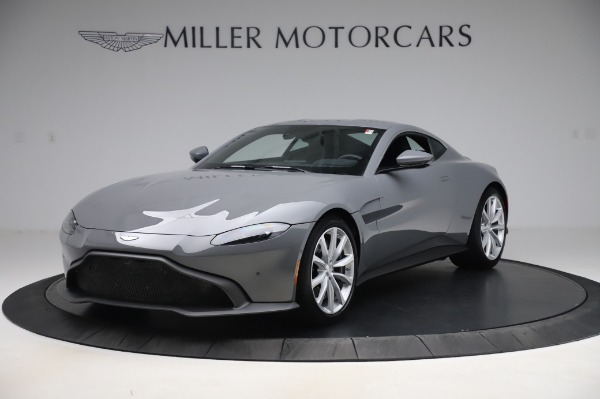New 2020 Aston Martin Vantage Coupe for sale $165,381 at Alfa Romeo of Westport in Westport CT 06880 1