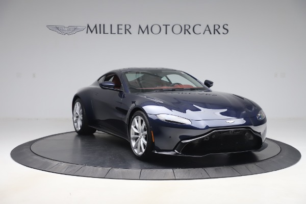New 2020 Aston Martin Vantage Coupe for sale $177,481 at Alfa Romeo of Westport in Westport CT 06880 10