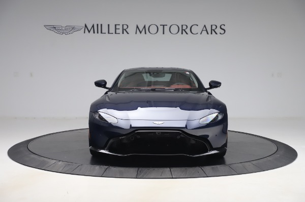 New 2020 Aston Martin Vantage Coupe for sale $177,481 at Alfa Romeo of Westport in Westport CT 06880 11