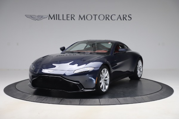 New 2020 Aston Martin Vantage Coupe for sale $177,481 at Alfa Romeo of Westport in Westport CT 06880 12
