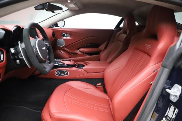 New 2020 Aston Martin Vantage for sale $177,481 at Alfa Romeo of Westport in Westport CT 06880 13
