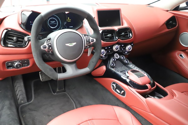 New 2020 Aston Martin Vantage Coupe for sale $177,481 at Alfa Romeo of Westport in Westport CT 06880 14