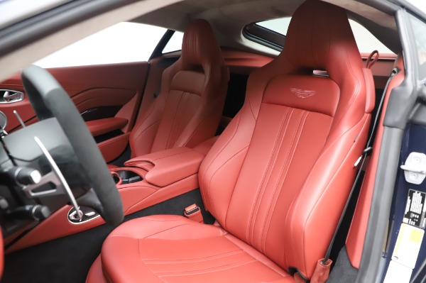 New 2020 Aston Martin Vantage for sale $177,481 at Alfa Romeo of Westport in Westport CT 06880 15