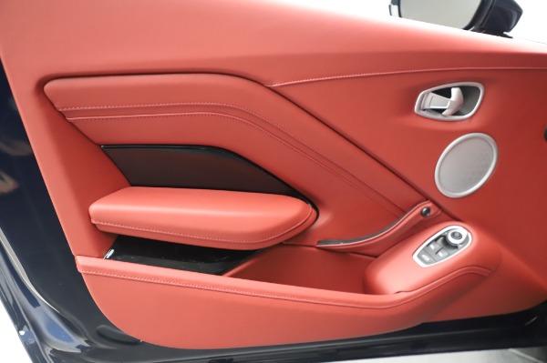 New 2020 Aston Martin Vantage for sale $177,481 at Alfa Romeo of Westport in Westport CT 06880 17