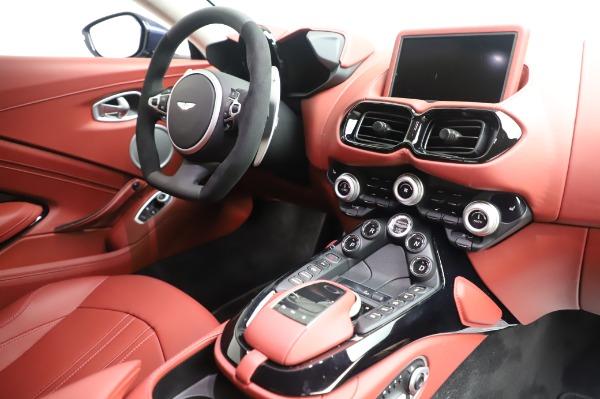 New 2020 Aston Martin Vantage for sale $177,481 at Alfa Romeo of Westport in Westport CT 06880 18