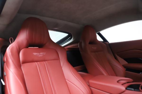 New 2020 Aston Martin Vantage for sale $177,481 at Alfa Romeo of Westport in Westport CT 06880 19