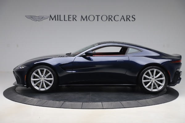 New 2020 Aston Martin Vantage Coupe for sale $177,481 at Alfa Romeo of Westport in Westport CT 06880 2