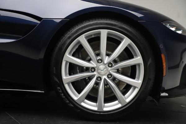 New 2020 Aston Martin Vantage for sale $177,481 at Alfa Romeo of Westport in Westport CT 06880 20