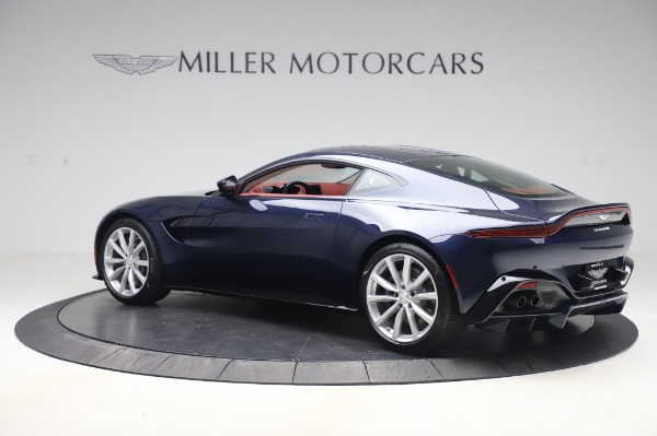New 2020 Aston Martin Vantage Coupe for sale $177,481 at Alfa Romeo of Westport in Westport CT 06880 3