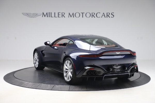 New 2020 Aston Martin Vantage Coupe for sale $177,481 at Alfa Romeo of Westport in Westport CT 06880 4