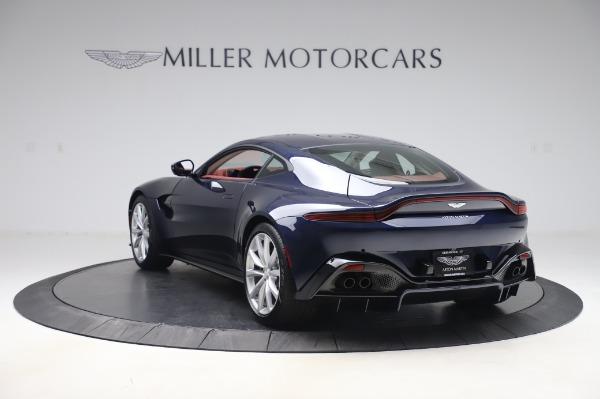 New 2020 Aston Martin Vantage for sale $177,481 at Alfa Romeo of Westport in Westport CT 06880 4