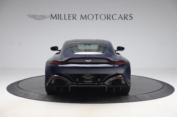 New 2020 Aston Martin Vantage for sale $177,481 at Alfa Romeo of Westport in Westport CT 06880 5