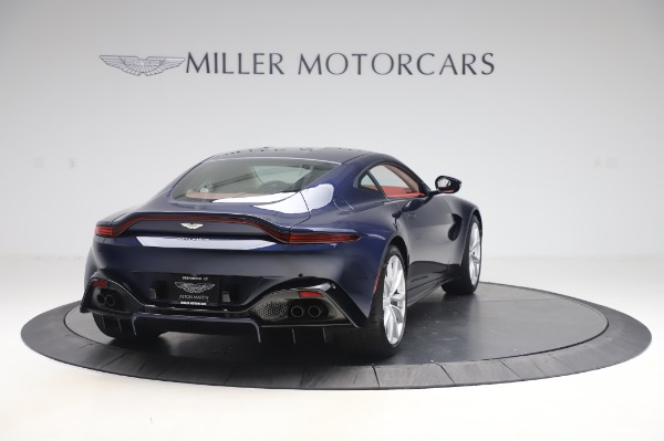 New 2020 Aston Martin Vantage Coupe for sale $177,481 at Alfa Romeo of Westport in Westport CT 06880 6