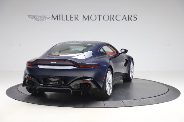 New 2020 Aston Martin Vantage for sale $177,481 at Alfa Romeo of Westport in Westport CT 06880 6