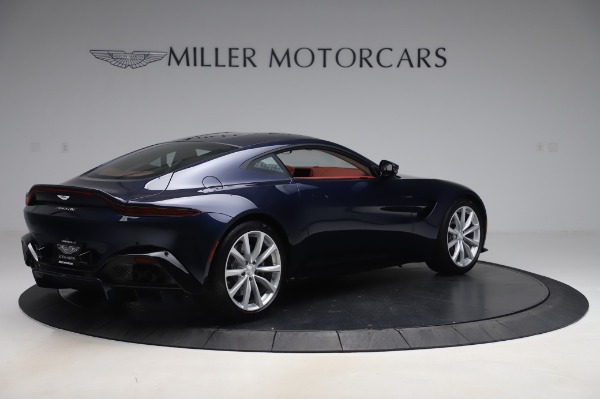 New 2020 Aston Martin Vantage Coupe for sale $177,481 at Alfa Romeo of Westport in Westport CT 06880 7