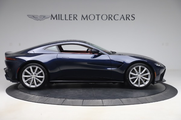 New 2020 Aston Martin Vantage Coupe for sale $177,481 at Alfa Romeo of Westport in Westport CT 06880 8