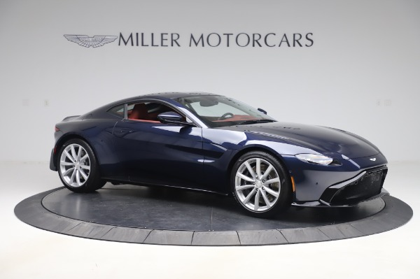 New 2020 Aston Martin Vantage Coupe for sale $177,481 at Alfa Romeo of Westport in Westport CT 06880 9