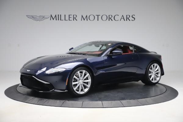 New 2020 Aston Martin Vantage for sale $177,481 at Alfa Romeo of Westport in Westport CT 06880 1