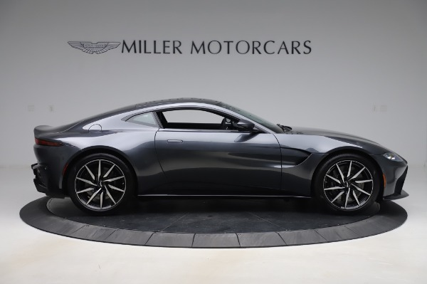 New 2020 Aston Martin Vantage Coupe for sale $182,781 at Alfa Romeo of Westport in Westport CT 06880 10