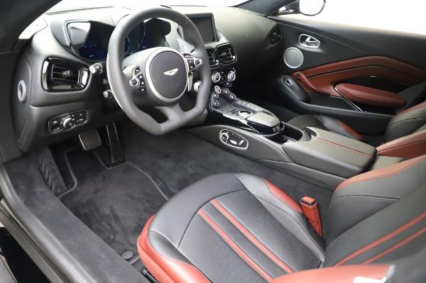 New 2020 Aston Martin Vantage Coupe for sale $182,781 at Alfa Romeo of Westport in Westport CT 06880 13
