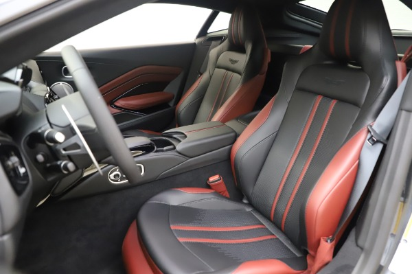 New 2020 Aston Martin Vantage Coupe for sale $182,781 at Alfa Romeo of Westport in Westport CT 06880 15