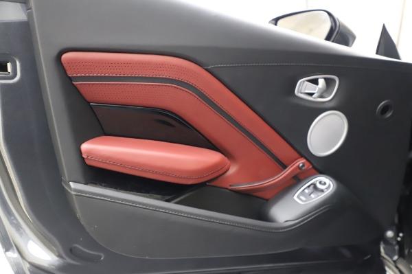 New 2020 Aston Martin Vantage Coupe for sale $182,781 at Alfa Romeo of Westport in Westport CT 06880 16