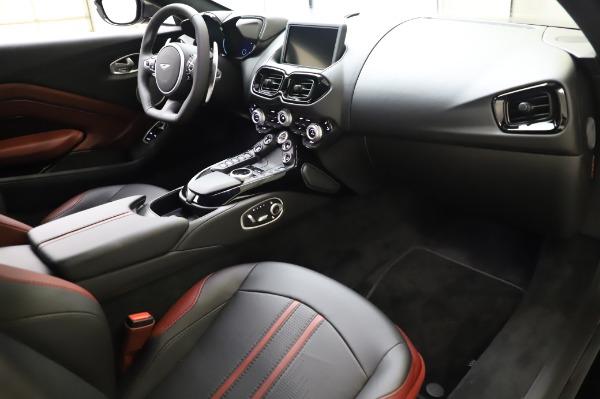 New 2020 Aston Martin Vantage Coupe for sale $182,781 at Alfa Romeo of Westport in Westport CT 06880 17
