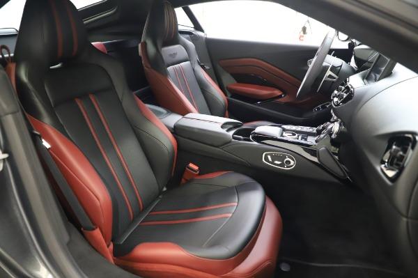 New 2020 Aston Martin Vantage Coupe for sale $182,781 at Alfa Romeo of Westport in Westport CT 06880 19