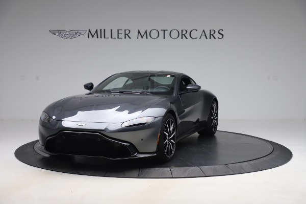 New 2020 Aston Martin Vantage Coupe for sale $182,781 at Alfa Romeo of Westport in Westport CT 06880 3