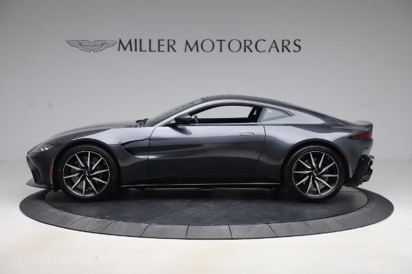 New 2020 Aston Martin Vantage Coupe for sale $182,781 at Alfa Romeo of Westport in Westport CT 06880 4