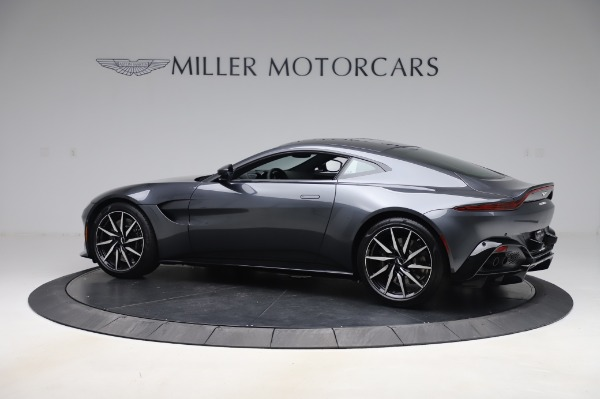 New 2020 Aston Martin Vantage Coupe for sale $182,781 at Alfa Romeo of Westport in Westport CT 06880 5