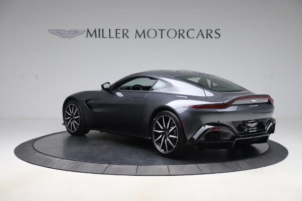 New 2020 Aston Martin Vantage Coupe for sale $182,781 at Alfa Romeo of Westport in Westport CT 06880 6