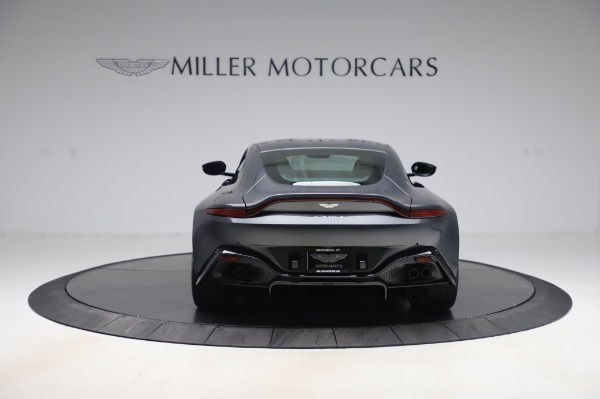 New 2020 Aston Martin Vantage Coupe for sale $182,781 at Alfa Romeo of Westport in Westport CT 06880 7