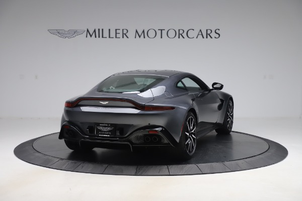 New 2020 Aston Martin Vantage Coupe for sale $182,781 at Alfa Romeo of Westport in Westport CT 06880 8