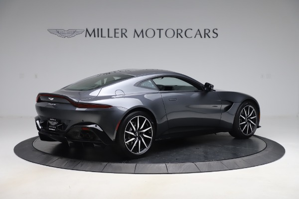 New 2020 Aston Martin Vantage Coupe for sale $182,781 at Alfa Romeo of Westport in Westport CT 06880 9