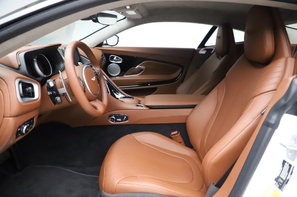 New 2020 Aston Martin DB11 V8 for sale $233,266 at Alfa Romeo of Westport in Westport CT 06880 13