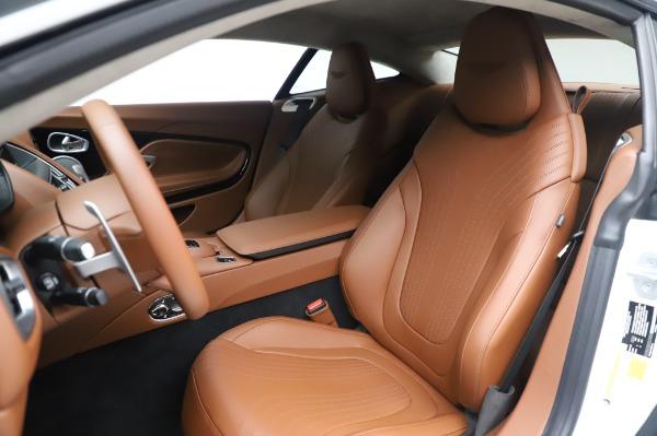New 2020 Aston Martin DB11 V8 for sale $233,266 at Alfa Romeo of Westport in Westport CT 06880 15