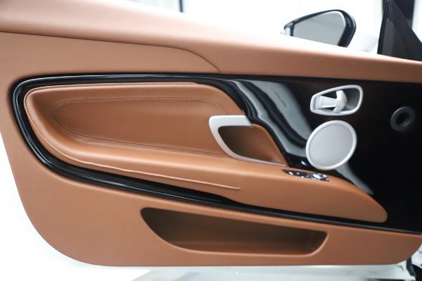 New 2020 Aston Martin DB11 V8 for sale $233,266 at Alfa Romeo of Westport in Westport CT 06880 17