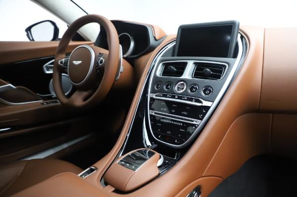 New 2020 Aston Martin DB11 V8 for sale $233,266 at Alfa Romeo of Westport in Westport CT 06880 18