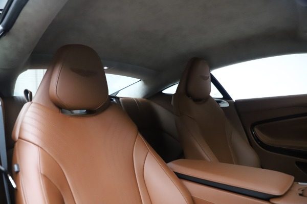 New 2020 Aston Martin DB11 V8 for sale $233,266 at Alfa Romeo of Westport in Westport CT 06880 19